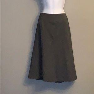 Rafaella Gray Plus Size 14 Skirt